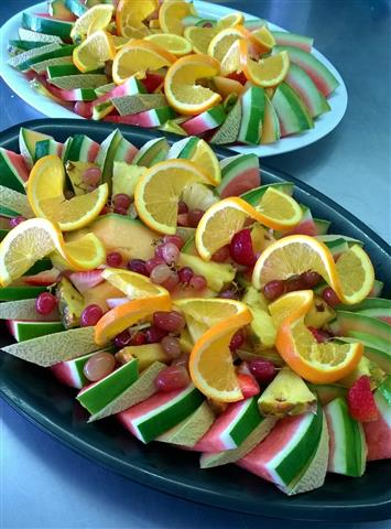 Grinners Catering Newcastle Lake Macquarie Fruit Platter