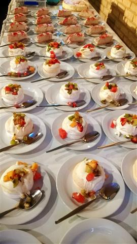 Grinners Catering Newcstle Dessert Caterer