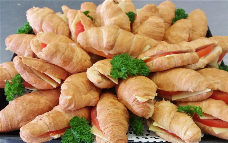 Grinners Catering Croissants