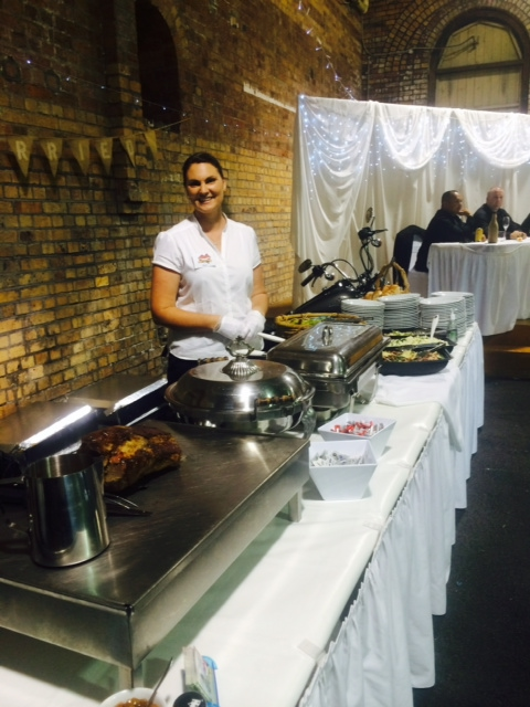 Grinners Catering Newcastle Buffet Service